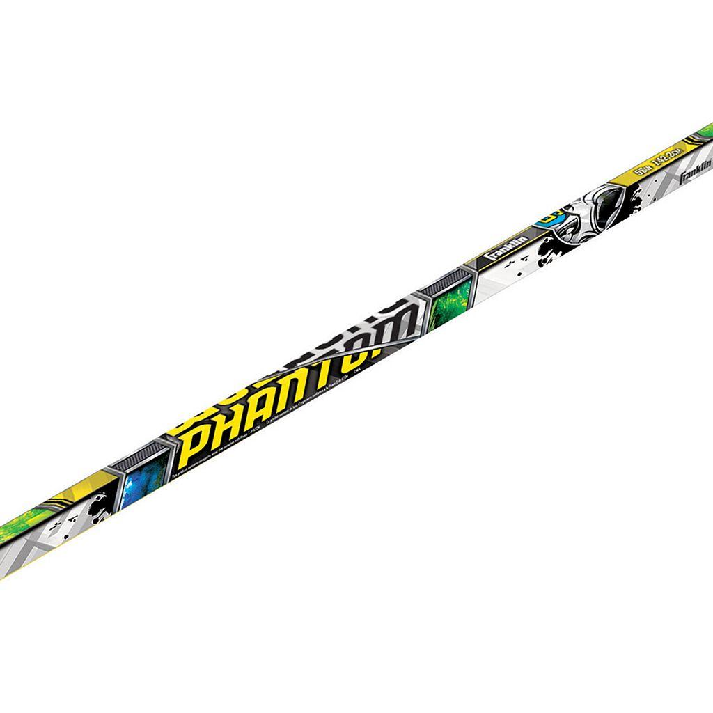 Franklin Sports NHL 1090 40-Inch Phantom Left Shot Street Hockey Stick