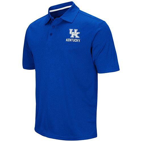 Men's Campus Heritage Kentucky Wildcats Heathered Polo