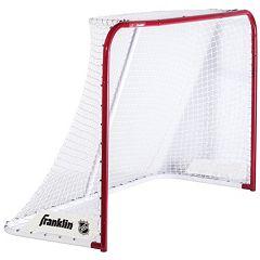 2ea73c8f567 Franklin Sports 72-Inch NHL Quikset Steel Hockey Goal