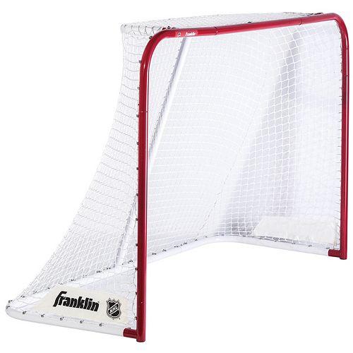 Franklin Sports 72-Inch NHL Quikset Steel Hockey Goal