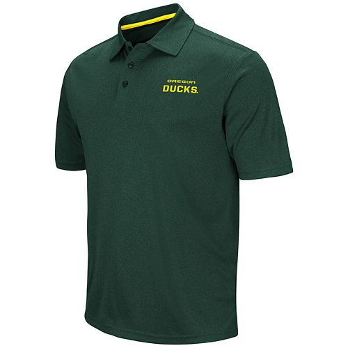 Men's Campus Heritage Oregon Ducks Heathered Polo