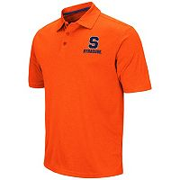 Men's Campus Heritage Syracuse Orange Heathered Polo