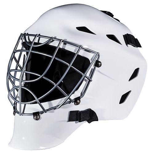 Franklin Sports GFM 1500 White Street Hockey Goalie Face Mask