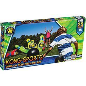 Franklin Sports Kong Sports Bowling Set