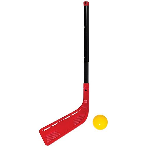 Franklin Sports Kong Sports Hockey Stick & Ball Set