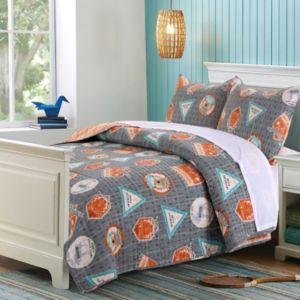 Camp Out Quilt Set