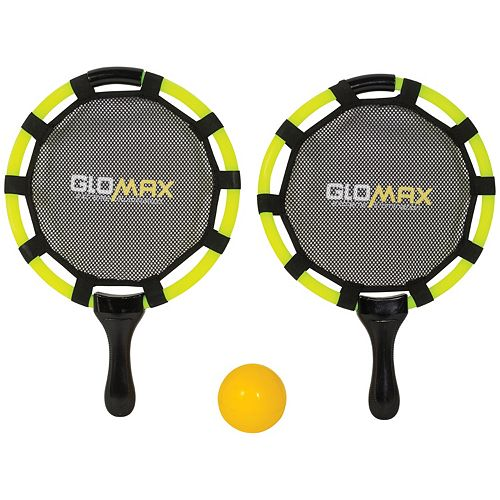 Franklin Sports Glomax Paddle Ball Set