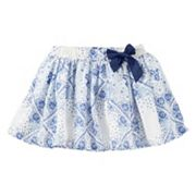 Toddler Girl OshKosh B'gosh® Printed Bow Skirt