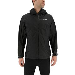 Men's adidas Fastpack 2.5L Gore-Tex Hooded Rain Jacket