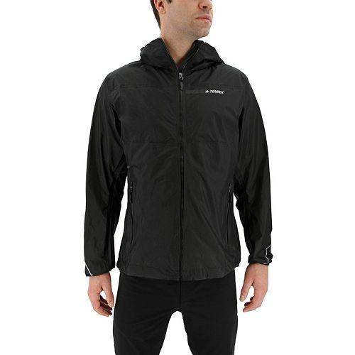 Men's adidas Fastpack 2.5L Gore-Tex Hooded Rain Jacket
