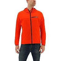 Men's adidas Voyager Stretch Hooded Windbreaker Jacket