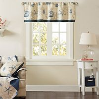 Madison Park Nantucket Printed Valance