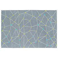 Kaleen Lily & Liam Dot-to-Dot Dot Geometric Rug