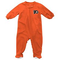 Baby Reebok Philadelphia Flyers Footed Pajamas