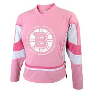 Baby Reebok Boston Bruins Fashion Jersey