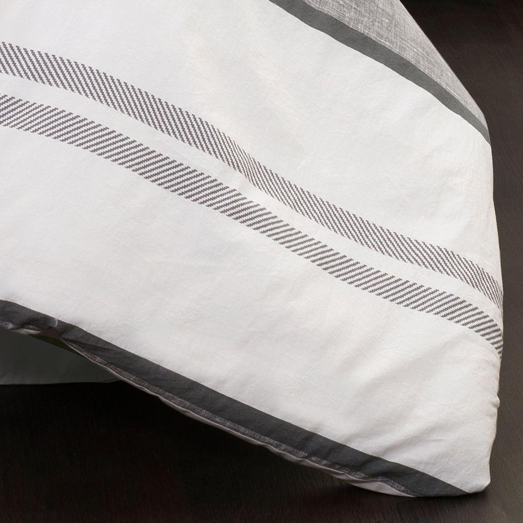 Hena Stripe 6-piece Comforter Set