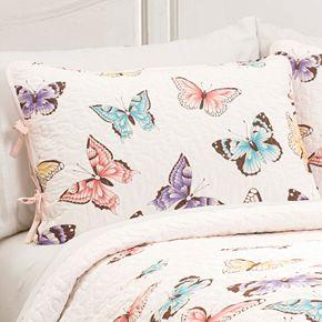 Flutter Butterfly Quilt Set