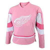 Baby Reebok Detroit Red Wings Fashion Jersey