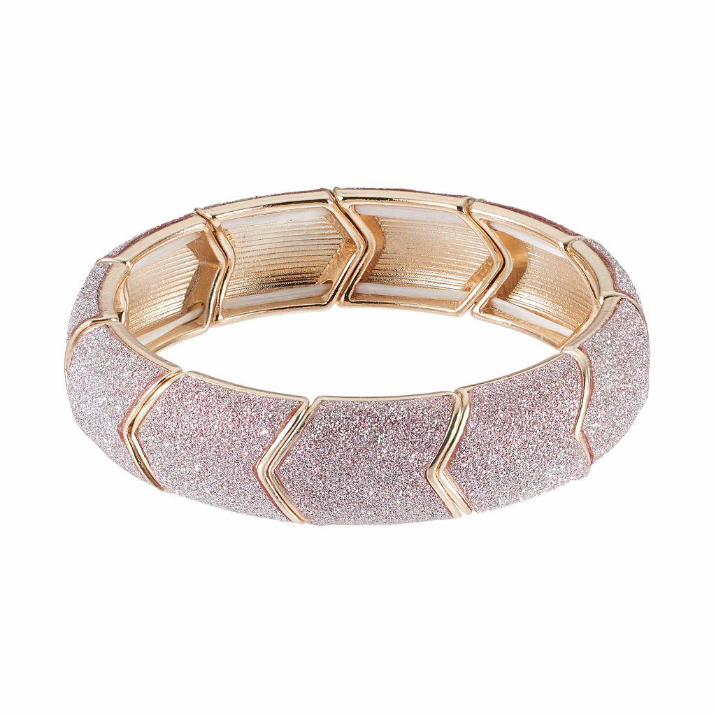 Glittery Stretch Bracelet