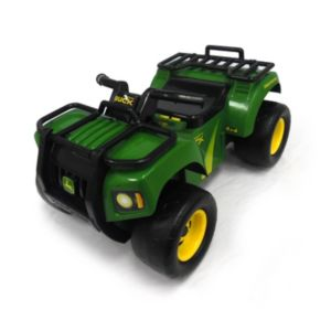 John Deere Sit-N-Scoot Buck Ride-On