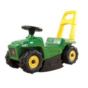 John Deere Sit 'n' Scoot 3-in-1 Gator Ride-On