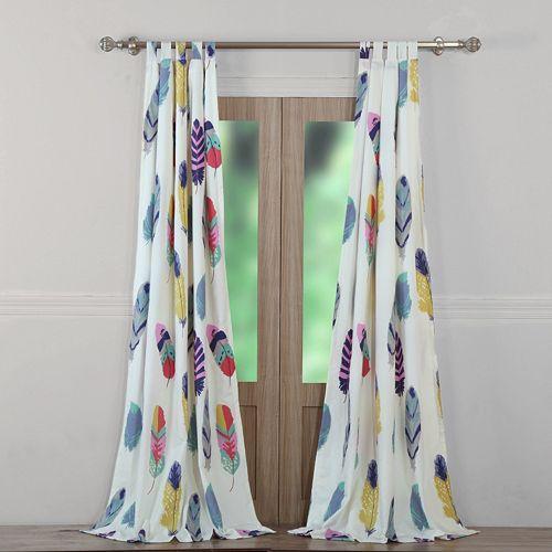 Dreamcatcher Window Curtains