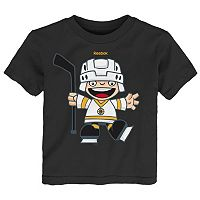 Toddler Reebok Boston Bruins Rookie Tee