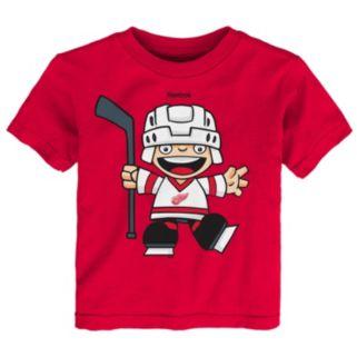 Toddler Reebok Detroit Red Wings Rookie Tee