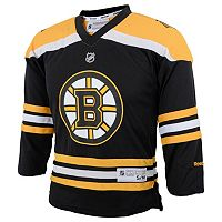 Baby Reebok Boston Bruins Replica Jersey