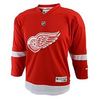 Baby Reebok Detroit Red Wings Replica Jersey