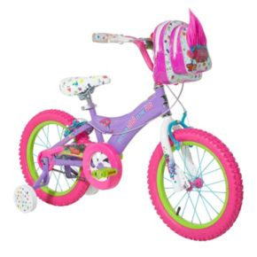 Girls DreamWorks Trolls Poppy 16-Inch Bike