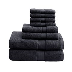 Madison Park 8-piece Signature Bath Towel Set