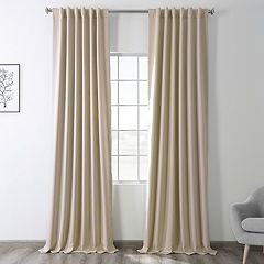 EFF 2 Pack Blackout Window Curtains