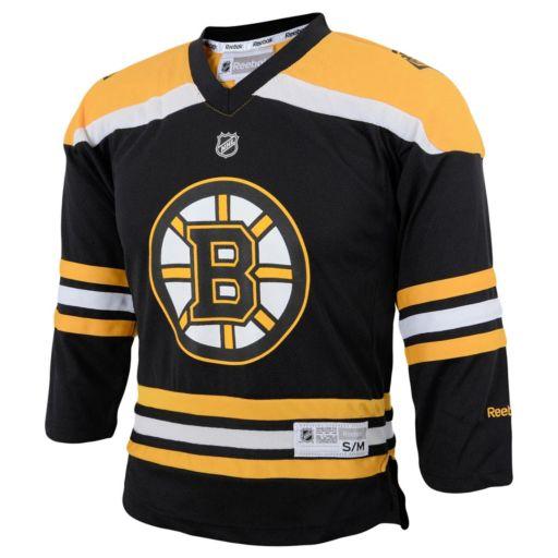 Toddler Reebok Boston Bruins Replica Jersey