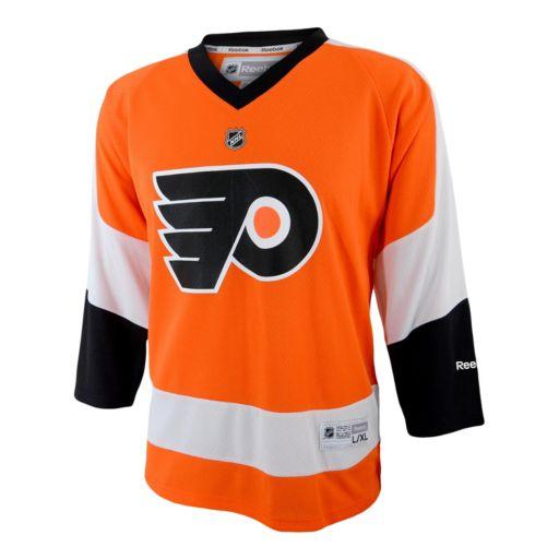 Toddler Reebok Philadelphia Flyers Replica Jersey