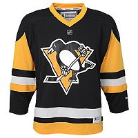 Toddler Reebok Pittsburgh Penguins Replica Jersey