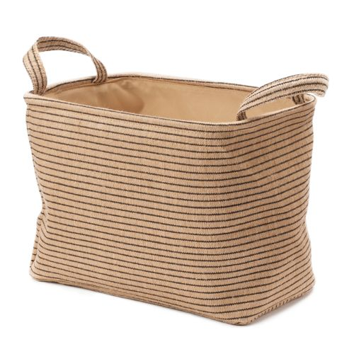 SONOMA Goods for Life™ Jute Storage Basket
