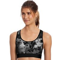 Women's Champion Bras: Compression Low-Impact Sports Bra B1251P