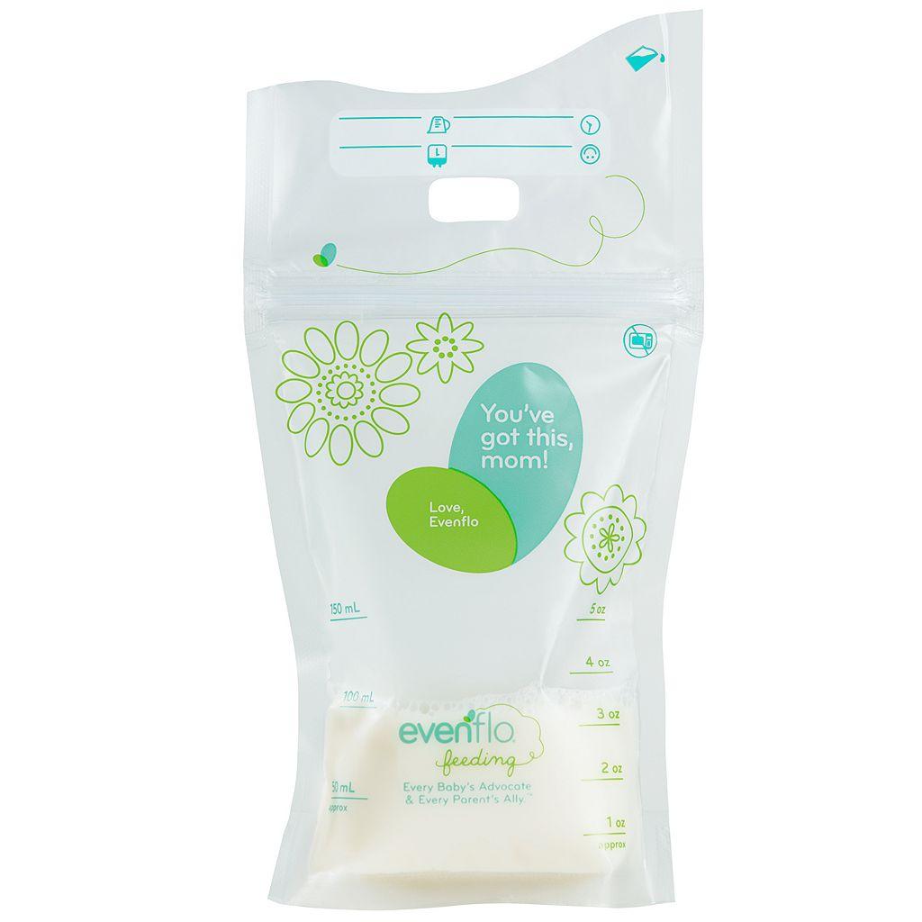 Evenflo Feeding 80-pk. Advanced Milk Storage Bags
