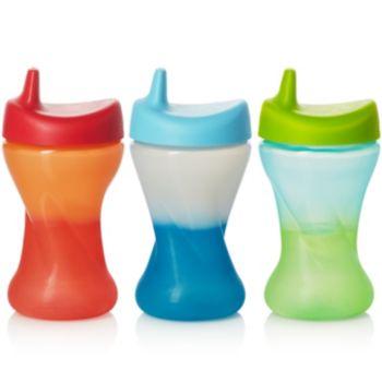 Evenflo Feeding 3-pk. Tripleflo Color-Flo Twist Sippy Cups