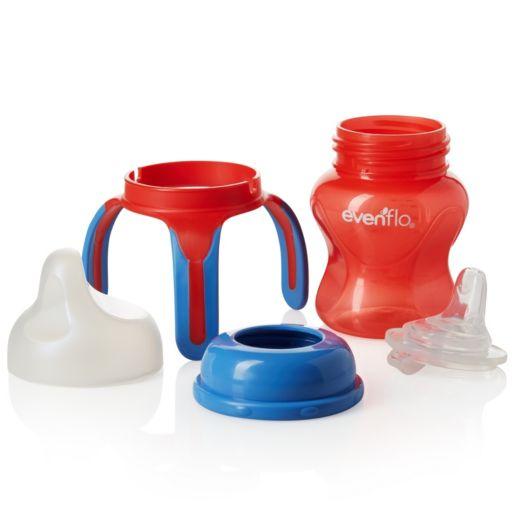 Evenflo Feeding 2-pk. Soft Flo Trainer Sippy Cups