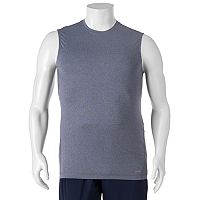 Big & Tall Tek Gear® DRY TEK Sleeveless Base Layer Tee