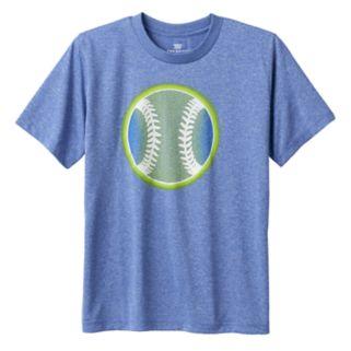 Boys 8-20 Tek Gear Baseball Tee