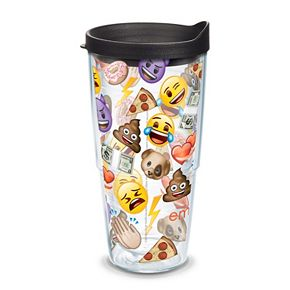 Tervis All-Over Emoji Collage Tumbler