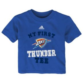 Baby adidas Oklahoma City Thunder My First Tee