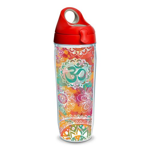 Tervis Yoga Om Pattern Water Bottle
