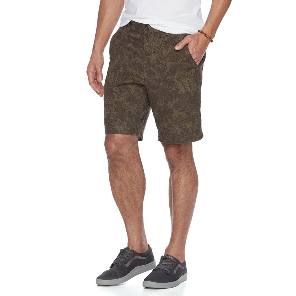 Men's Urban Pipeline® Printed Ultimate Flex Twill Shorts