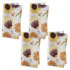 Celebrate Fall Together Floral Napkin 4-pk.