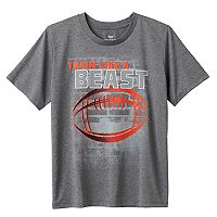 Boys 8-20 Tek Gear® Football Tee