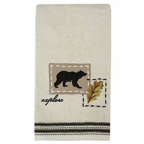 Bacova Explore Hand Towel